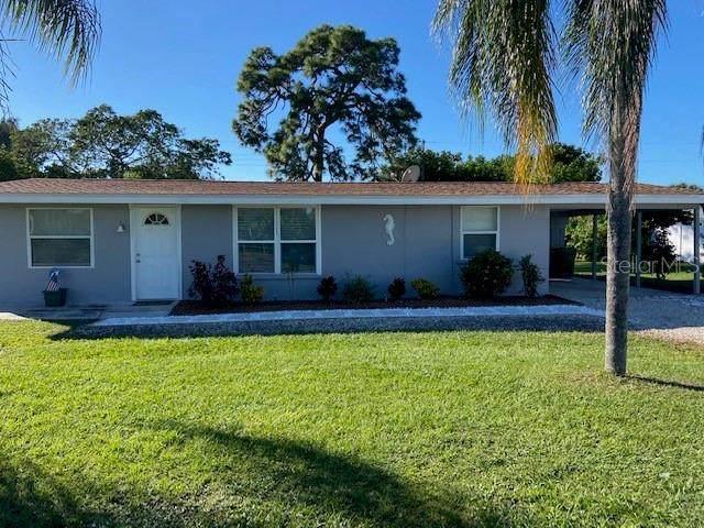 1128 Pine Street, Englewood, FL 34223 (MLS #A4485137) :: The Heidi Schrock Team