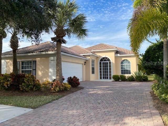 5605 Octonia Place, Sarasota, FL 34238 (MLS #A4487959) :: The Hesse Team