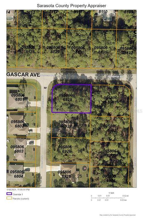 Madagascar Avenue, North Port, FL 34286 (MLS #A4488876) :: Team Buky