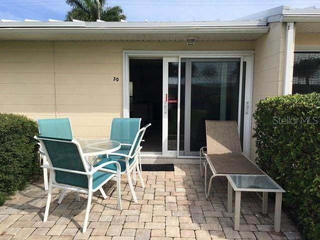 5830 Midnight Pass Road #30, Sarasota, FL 34242 (MLS #A4489201) :: Godwin Realty Group