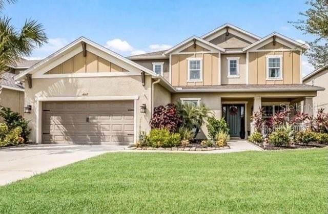 4507 Arbor Gate Drive, Bradenton, FL 34203 (MLS #A4489934) :: CGY Realty
