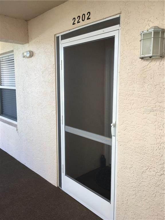 9320 Clubside Circle #2202, Sarasota, FL 34238 (MLS #A4492730) :: Zarghami Group