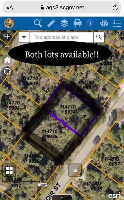34 and 35 Reservoir Street, North Port, FL 34288 (MLS #A4494498) :: Premier Home Experts
