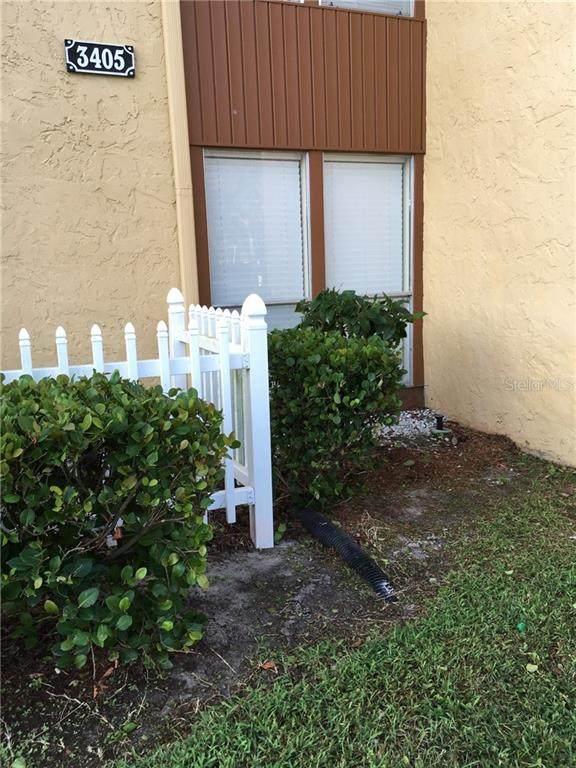 3405 Clark Road #106, Sarasota, FL 34231 (MLS #A4495126) :: Coldwell Banker Vanguard Realty