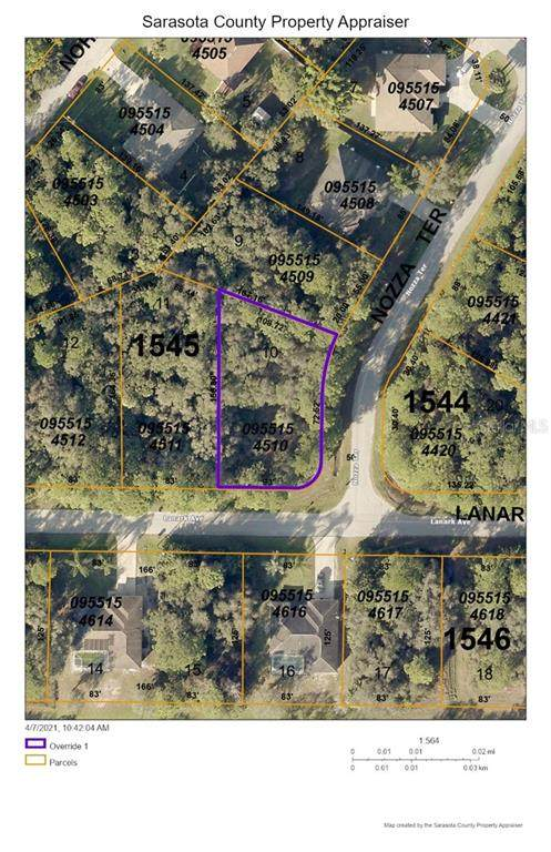 Lanark Avenue, North Port, FL 34286 (MLS #A4496588) :: Vacasa Real Estate