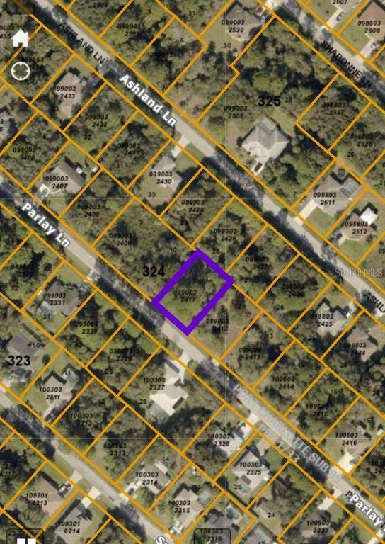 3728 Parlay Lane, North Port, FL 34286 (MLS #A4496853) :: Medway Realty