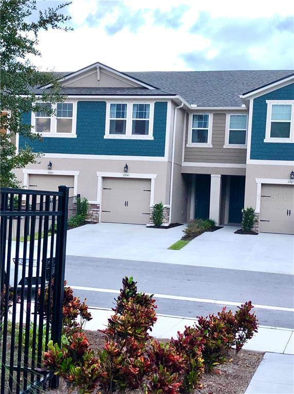 17641 Ledger Line Lane, Lutz, FL 33558 (MLS #A4497149) :: Vacasa Real Estate