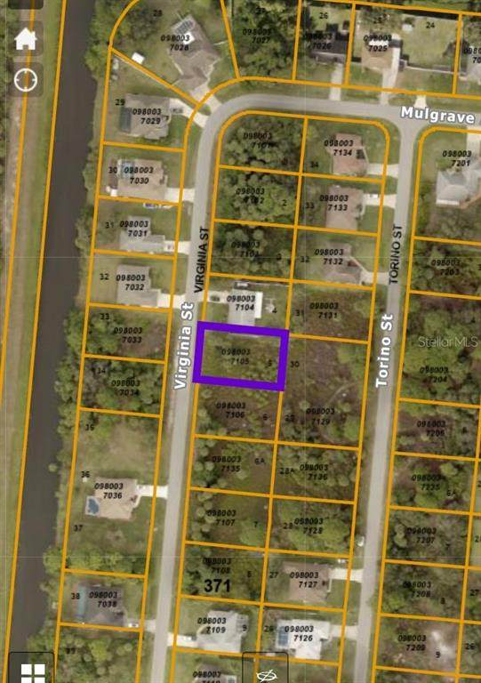 1540 Virginia Street, North Port, FL 34286 (MLS #A4497240) :: The Price Group
