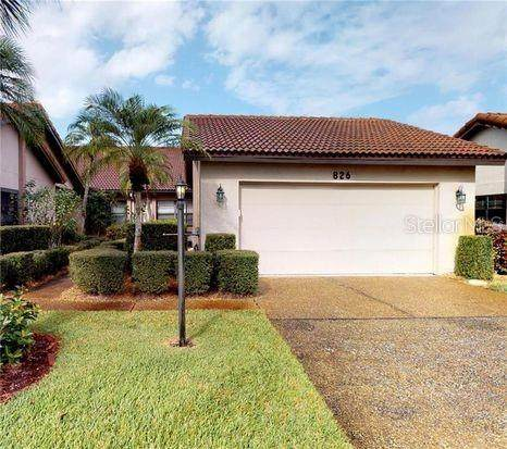 826 Country Club Circle #8, Venice, FL 34293 (MLS #A4497456) :: The Price Group