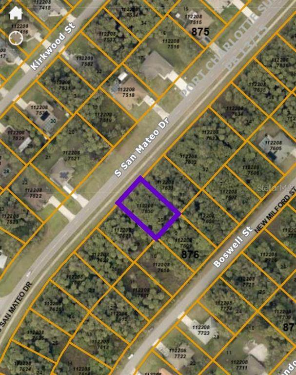 1494 S San Mateo Drive, North Port, FL 34288 (MLS #A4497823) :: Pepine Realty