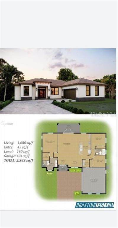 9279 Rosebud Circle, Port Charlotte, FL 33981 (MLS #A4497922) :: Vacasa Real Estate