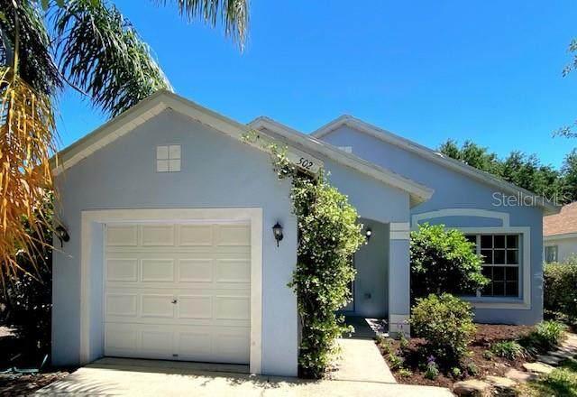 5020 Anclote River Street, Wesley Chapel, FL 33545 (MLS #A4498084) :: Team Pepka