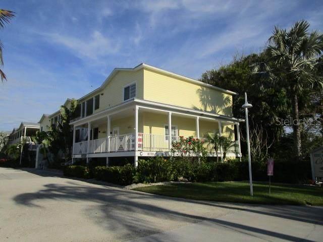 6732 Sarasea Circle 104C, Sarasota, FL 34242 (MLS #A4498130) :: Team Buky