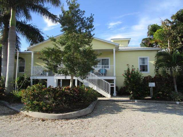 1084 Sun N Sea Drive 103E, Sarasota, FL 34242 (MLS #A4498134) :: Coldwell Banker Vanguard Realty