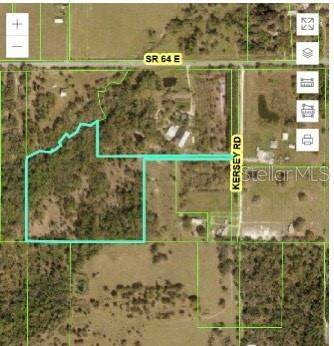 4470 Kersey Road, Myakka City, FL 34251 (MLS #A4498634) :: Medway Realty