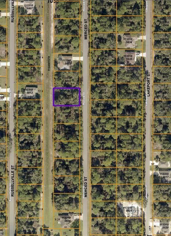Merced Street, North Port, FL 34288 (MLS #A4498655) :: Heckler Realty
