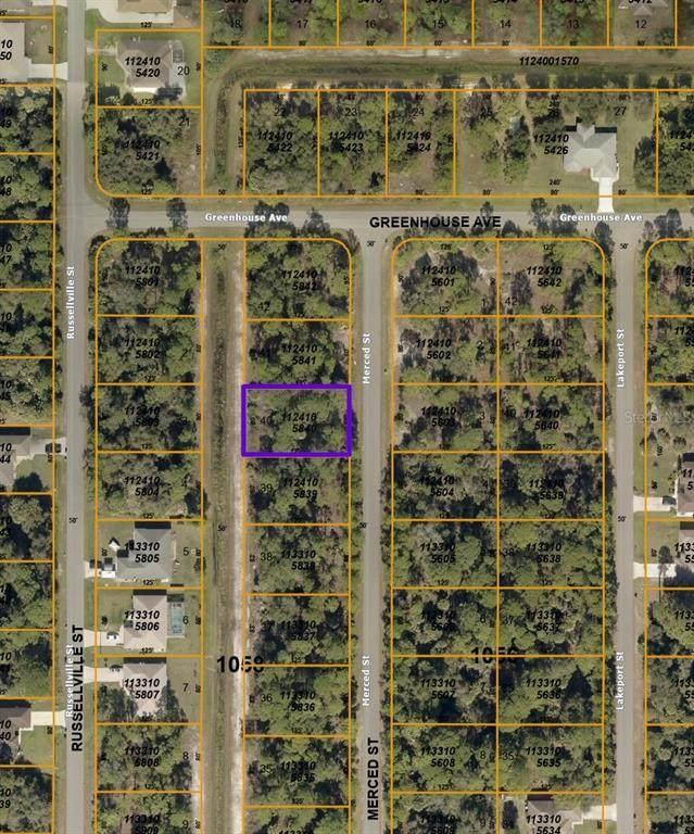 Merced Street, North Port, FL 34288 (MLS #A4498656) :: Heckler Realty