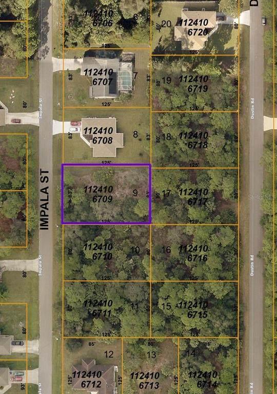 Impala Street, North Port, FL 34288 (MLS #A4498683) :: Armel Real Estate