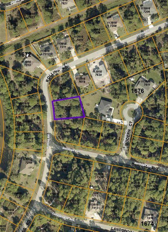 Rolling Road, North Port, FL 34288 (MLS #A4498758) :: The Lersch Group