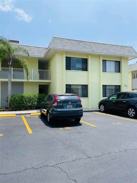 6703 Midnight Pass Road #108, Sarasota, FL 34242 (MLS #A4498937) :: Griffin Group