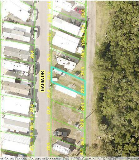 128 Bahia Drive, Palmetto, FL 34221 (MLS #A4499096) :: The Paxton Group