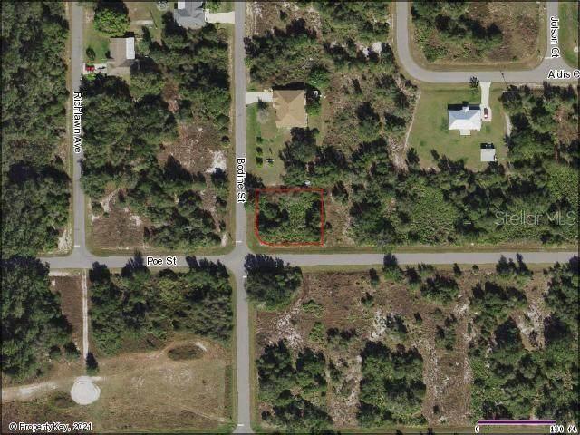 196 Bodine Street, Punta Gorda, FL 33982 (MLS #A4499743) :: The Kardosh Team
