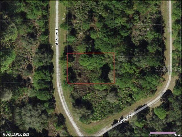Almanac Street, North Port, FL 34291 (MLS #A4499748) :: Sarasota Home Specialists