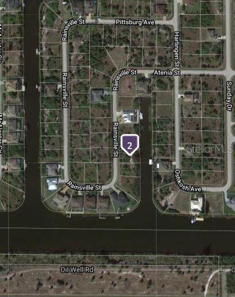 10626 Rainsville Street, Port Charlotte, FL 33981 (MLS #A4499848) :: The Lersch Group