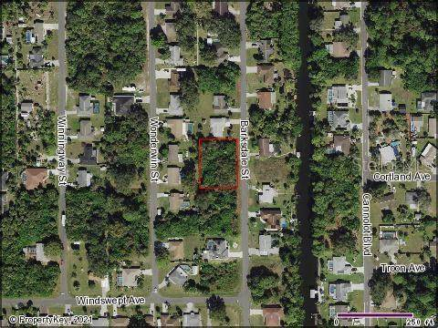 2121 Barksdale Street, Port Charlotte, FL 33948 (MLS #A4500123) :: The Heidi Schrock Team