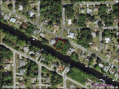 2445 Cannolot Boulevard, Port Charlotte, FL 33948 (MLS #A4500179) :: Armel Real Estate