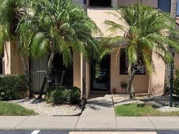 6191 Timber Lake Drive A9, Sarasota, FL 34243 (MLS #A4500219) :: The Paxton Group