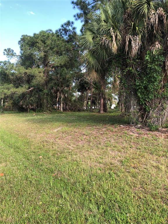 185 Rotonda Boulevard W, Rotonda West, FL 33947 (MLS #A4500242) :: Bob Paulson with Vylla Home