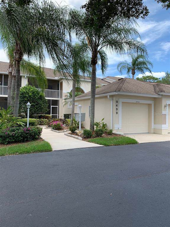 9499 Millbank Drive #2725, Sarasota, FL 34238 (MLS #A4500502) :: Team Borham at Keller Williams Realty
