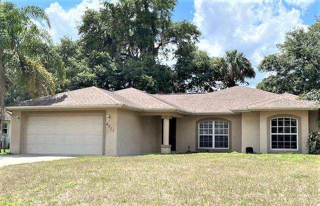 4511 Dakota Terrace, North Port, FL 34286 (MLS #A4500506) :: Delgado Home Team at Keller Williams