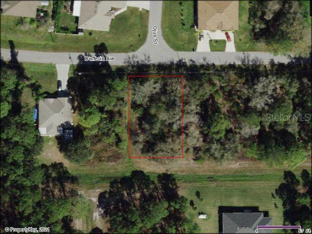 27 Dufferin Avenue, North Port, FL 34286 (MLS #A4500542) :: Armel Real Estate