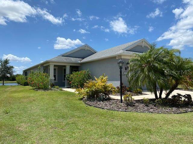 12237 Longview Lake Circle, Bradenton, FL 34211 (MLS #A4500593) :: Keller Williams Realty Select