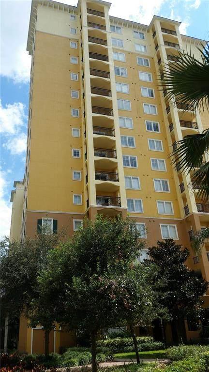 8112 Poinciana Boulevard #1405, Orlando, FL 32821 (MLS #A4500916) :: RE/MAX Premier Properties