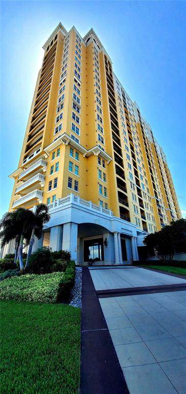 345 Bayshore Boulevard #1212, Tampa, FL 33606 (MLS #A4501627) :: Pepine Realty