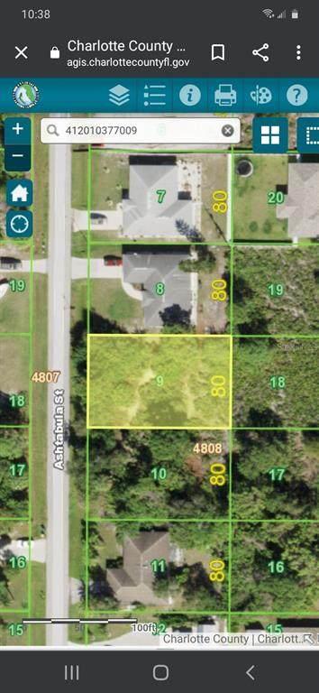 7466 Ashtabula Street, Englewood, FL 34224 (MLS #A4502795) :: MVP Realty