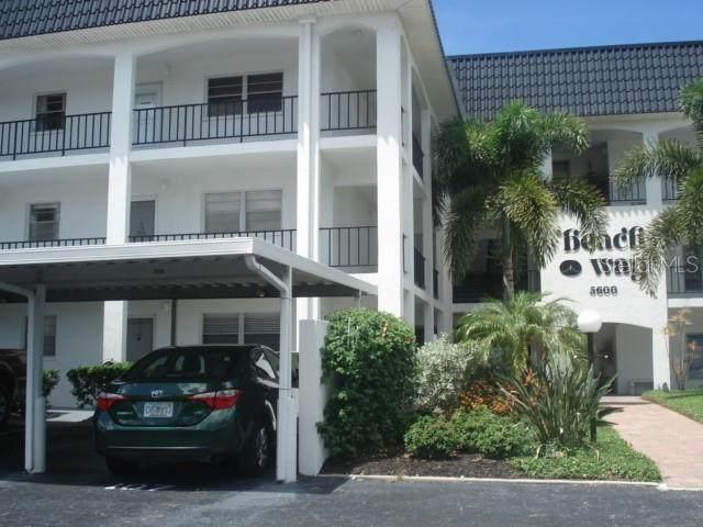5600 Beach Way Drive #107, Sarasota, FL 34242 (MLS #A4503659) :: Baird Realty Group