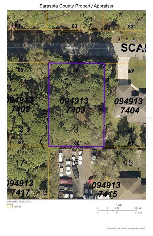Scanlon Avenue, North Port, FL 34291 (MLS #A4504114) :: Everlane Realty