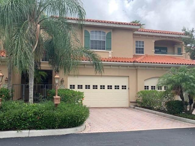 3609 Square West Lane #19, Sarasota, FL 34238 (MLS #A4504495) :: Your Florida House Team