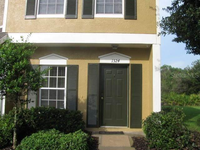 1324 Standridge Drive, Wesley Chapel, FL 33543 (MLS #A4504677) :: Vacasa Real Estate