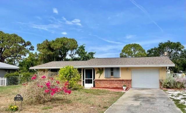 2770 Sunset Beach Drive, Venice, FL 34293 (MLS #A4504701) :: Vacasa Real Estate