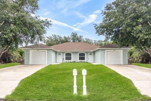11106 Pendleton Avenue, Englewood, FL 34224 (MLS #A4506733) :: Zarghami Group