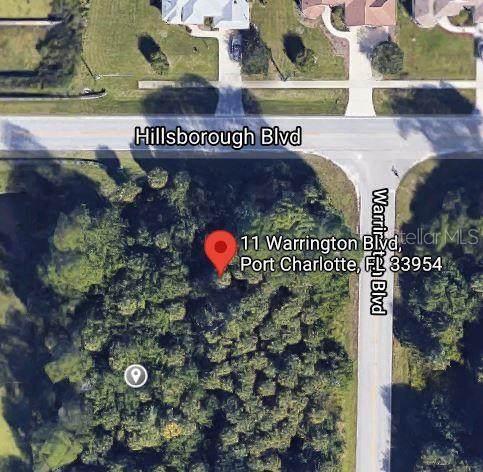 11 Warrington, Port Charlotte, FL 33954 (MLS #A4506947) :: Team Turner