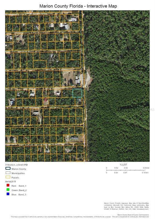 Ne 238 Th Street, Fort Mc Coy, FL 32134 (MLS #A4507225) :: The Hustle and Heart Group
