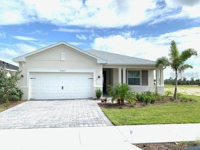 43683 Pinewood Bend, Punta Gorda, FL 33982 (MLS #A4507433) :: Zarghami Group