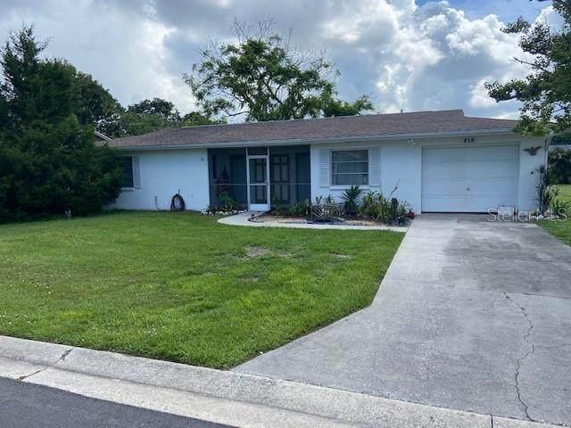 458 Sunnyside Drive, Venice, FL 34293 (MLS #A4507538) :: Zarghami Group