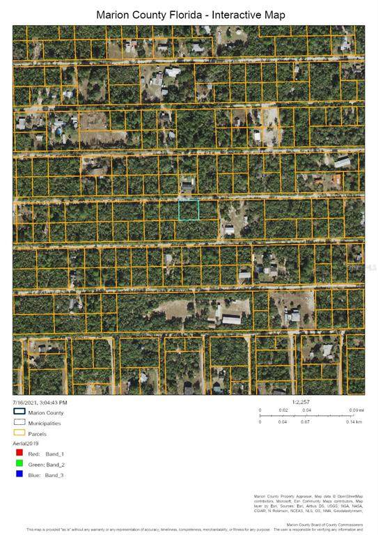 NE 233RD Lane, Fort Mc Coy, FL 32134 (MLS #A4507557) :: Vacasa Real Estate